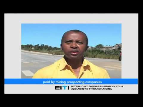 EITI in mining region