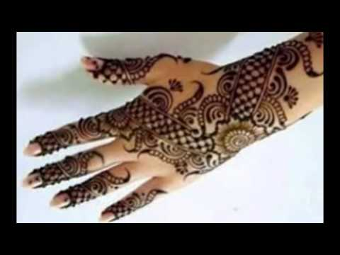 Bridal Mehndi Designs For Hands Dailymotion : Mehndi designs arabic dailymotion youtube