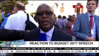 Political parties react to 2017 budget speech