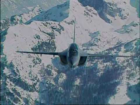 Alenia Aermacchi - M-346 Master Advanced Trainer/Light Attack Aircraft [480p]