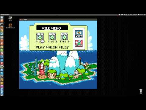 Play Super Nintendo Games On Linux (Zsnes)