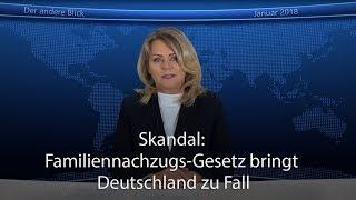 Skandal: Familiennachzugs-Gesetz bringt Deutschland zu Fall