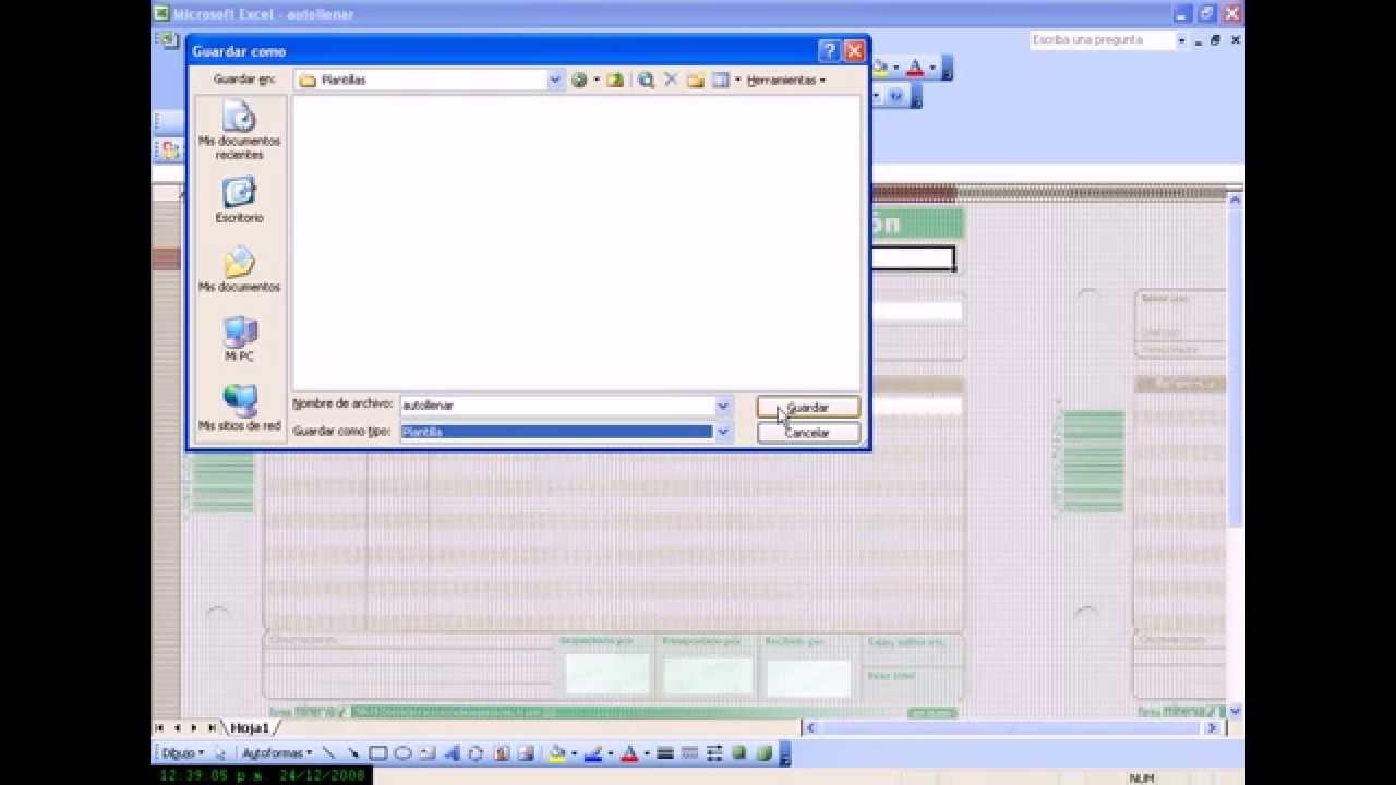 Cómo llenar Formularios preimpresos con Excel? Facturas cheques ...