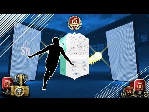 FIFA 18 - NAGRODY ZA FUT CHAMPIONS !!! URODZINOWY TRAF !!!