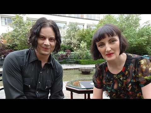 Jack White Extended Interview   The Works   RTÉ One