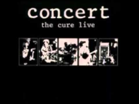 THE CURE The Hanging Garden Live London
