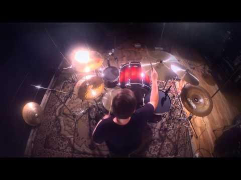 Alex Chuck - The Dillinger Escape Plan - Black Bubblegum( Drum Cover )
