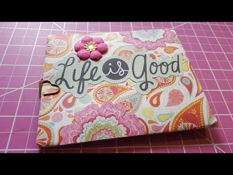 ENVELOPE FLIP BOOK USING HAPPY MAIL, STASH & STICKERS