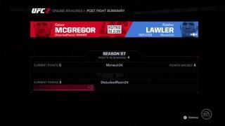 UFC 2 Online Rivalries - Boxing Match