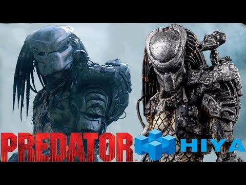 Hiya Toys Jungle Hunter Predator Review