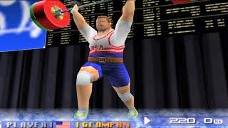 International Track & Field 2000 Nintendo 64 Gameplay HD