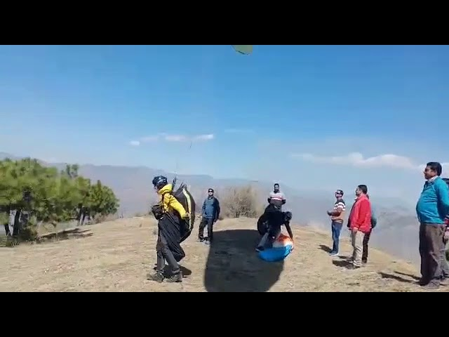 Paragliding In Shimla | Tattapani Paragliding| Opening Soon