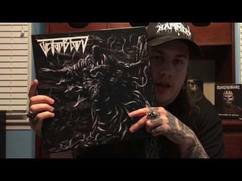 Vinyl collection update 2/4 ENTER THE DUNGEON BLACK