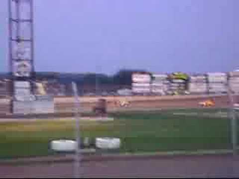 Charter Raceway Park - A Main - Legends 7-19-08