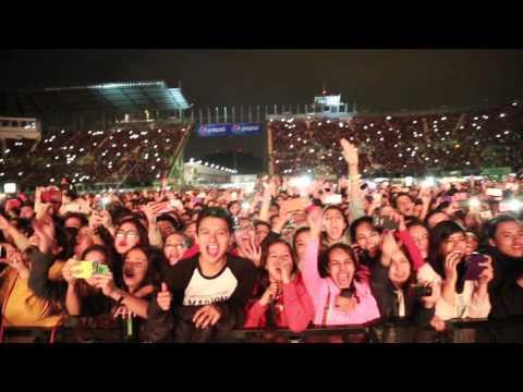Maroon 5 en concert à Nice