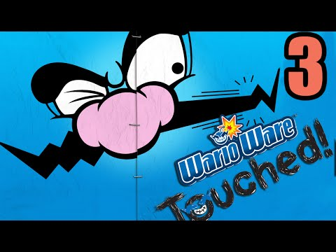 WarioWare Touched! -3- TIME FOR ASHLEY!