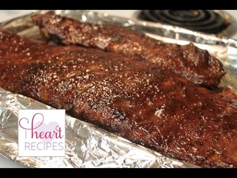 Crock-Pot Barbecue Ribs : How To Make Ribs In A Slow Cooker | I Heart Recipes