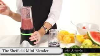 The Multi-blender with 10 piece accessory set