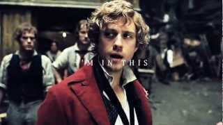 enjolras || freaking awesome