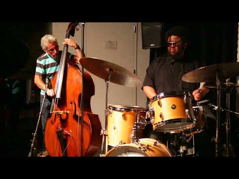 Mario Pavone's Blue Dialect Trio - at the Stone, NYC - July 2016