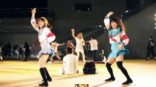 【わた&ささ】最強パレパレード【超会議で踊ってみた】HD