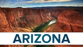 Top 10 facts - arizona // top facts
