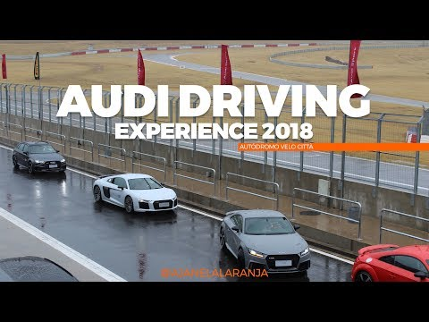 Audi Driving Experience 2018, veja como foi!