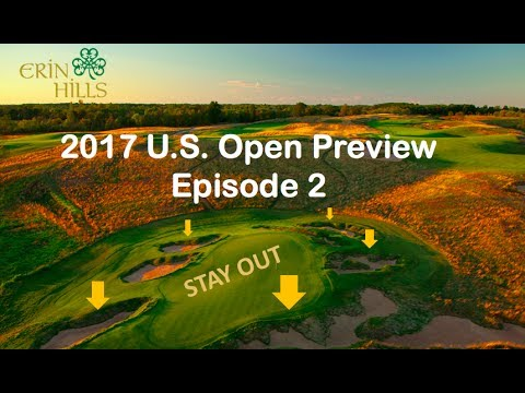 2017 U.S. Open PGA Preview at Erin Hills Ep  2