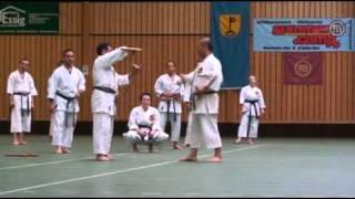 Tonfa Lesson with Hanshi S. Mitsuya 8th