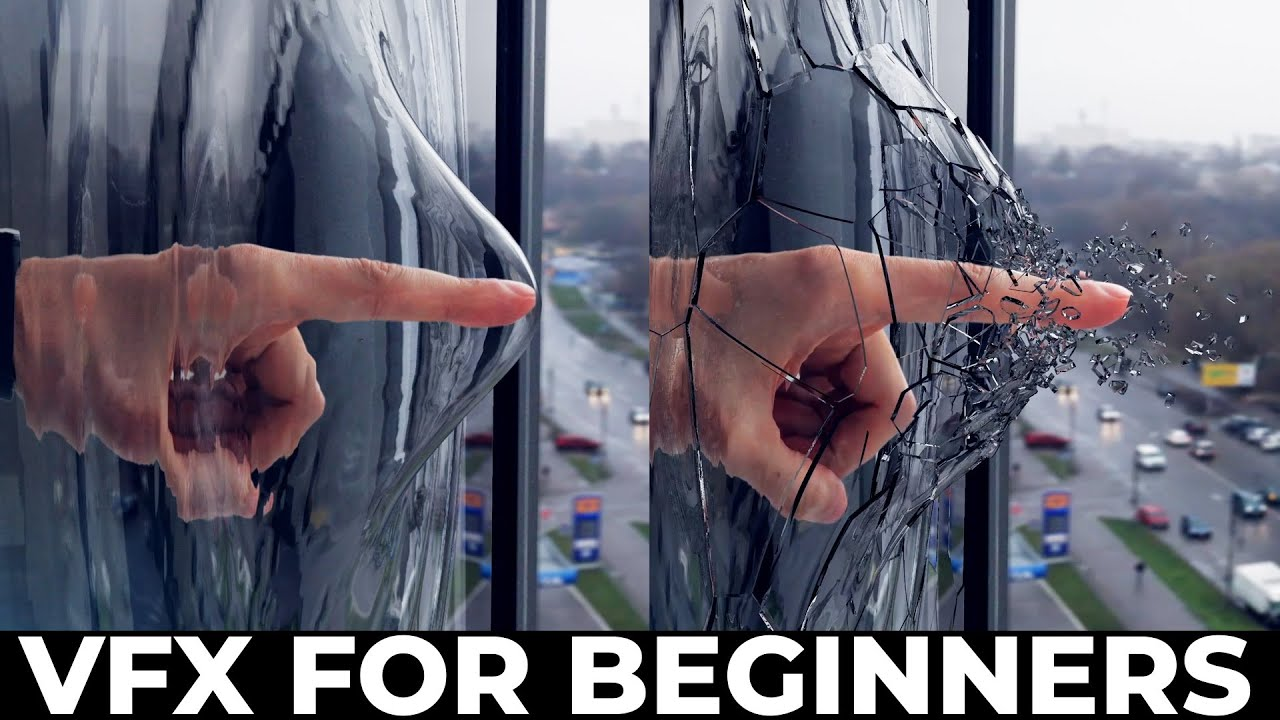 Tutorial on how to Break Glass in Cinema 4D - Inspired by Justice League Snyder Cut Flash Scene