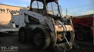 Fresno Tractor CA Industrial Farm Equipment Sales Rentals