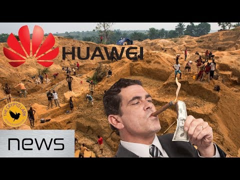 Bitcoin & Cryptocurrency News - Diamonds on the Blockchain, Super Rich Securing BTC, and Huawei