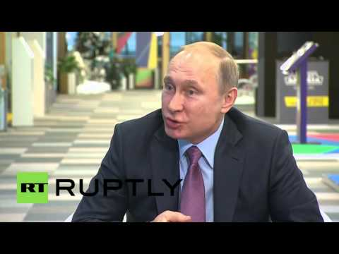 Russia: Putin speaks about negotiations on EU-Ukraine association agreement
