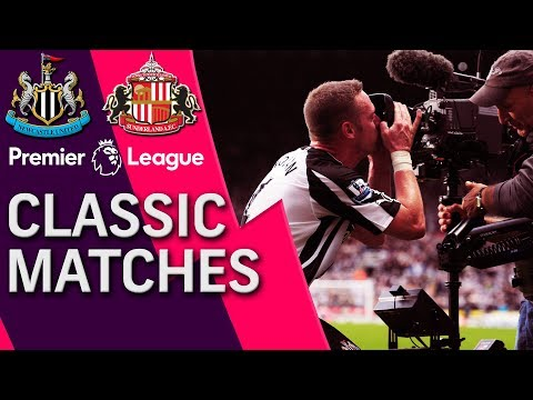 Newcastle V. Sunderland | PREMIER LEAGUE CLASSIC MATCH | 10/31/10 | NBC Sports