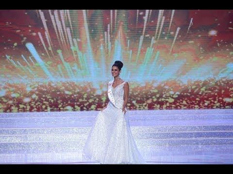 Aurore Kichenin - Full Peformance at Miss World 2017 (Top 5)
