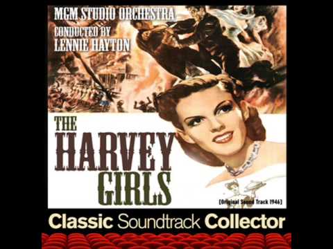 Swing Your Partner Round and Round  The Harvey Girls Original Soundtrack 1946