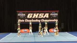 2015 GHSA State Competition - McIntosh