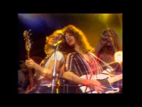 """Van Halen - """"Jamie's Cryin'"""" (Official Music Video)"""