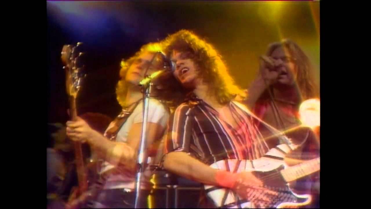 Van Halen Jamie S Cryin Official Music Video Youtube