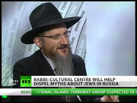 'Russia's Jews always managed to be on the wrong side'
