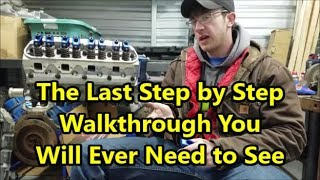 How to: Adjust Valves/Set Lifter Preload & Set Up Valvetrain CORRECTLY (Ford/Chevy Small Block)