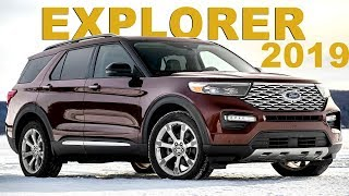 Ford Explorer 2020 - новый или рестайлинг - обзор Александра Михельсона / Форд Эксплорер