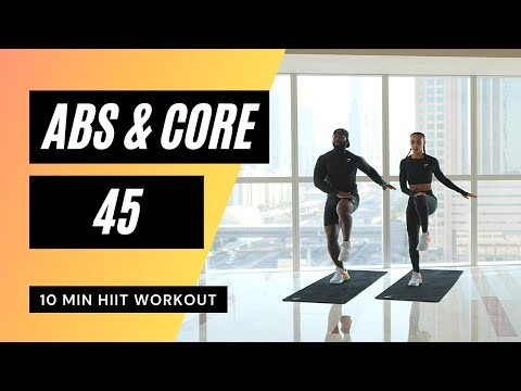 10 Minute Intense Workout For Busy Moms
