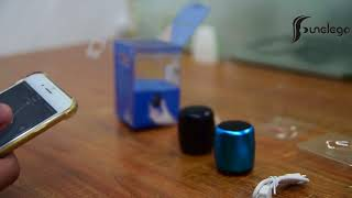 Funelego H6 Bluetooth Speaker Video Show