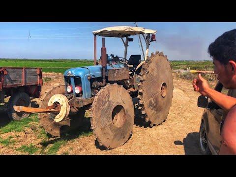 Sahibi Anlatıyor - Super Major Fordson (Yılların eskitemediği traktör)