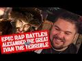 Epic Rap Battles Of History Alexander The Great Vs Ivan The Terrible mp3