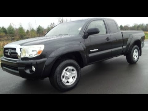 sold 2005 toyota tacoma pre runner v6 4dr access cab 4x2. Black Bedroom Furniture Sets. Home Design Ideas