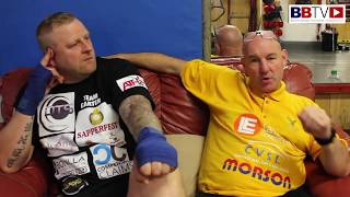ON THE SOFA: WITH LEE CARTER & GARY BOOTH SNR