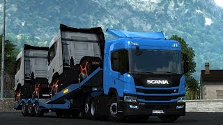 [ETS2 v1.36] Next Generation Scania P G R S V2.0