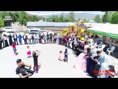 Agrin Azad - 2018'iN MUHTEŞEM Harika Düğün DRONE CEKİMİ